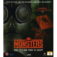 Monsters (Blu-ray)
