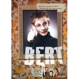 Bert - Hela TV-serien (3-disc)