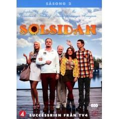 Solsidan - Säsong 2 (3-disc)