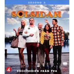 Solsidan - Säsong 2 (2-disc Blu-ray)