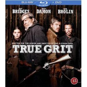True Grit (2010) (Blu-ray + DVD)
