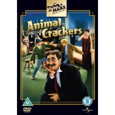 Animal crackers - Muntra musikanter (Marx Brothers) (Import)