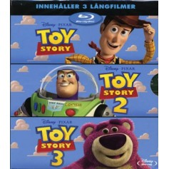 Toy Story 1-3 (3-disc) (Blu-ray)