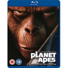 Planet of the Apes: 40-Year Evolution (Blu-ray) (Import)
