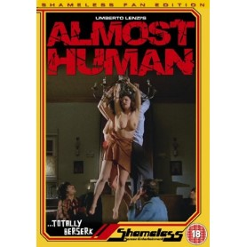 Almost Human (Import)