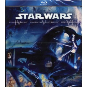 Star Wars - The Original Trilogy (3-disc Blu-ray)