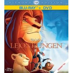 Lejonkungen (Disney) (Blu-ray + DVD)