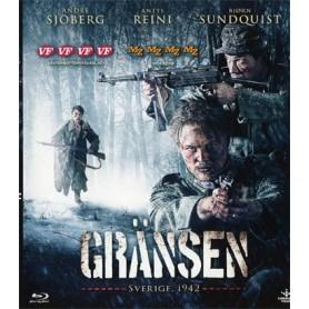 Gränsen (Blu-ray)