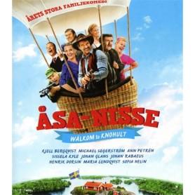 Åsa-Nisse: Wälkom to Knohult (Blu-ray)