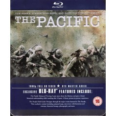 The Pacific (Blu-ray) (6-disc) (Import Sv.Text) (Plåtlåda)