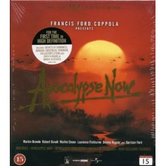 Apocalypse Now (3-disc) (Blu-ray)