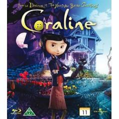 Coraline och spegelns hemlighet (Blu-ray)