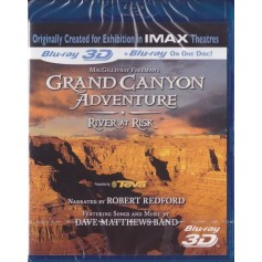 IMAX - Grand Canyon River At Risk (3D Blu-ray)(Import)