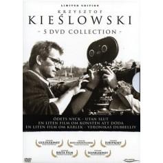 Krzysztof Kieslowski 5 DVD Collection (5-disc)